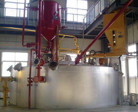 Solvent Extractor