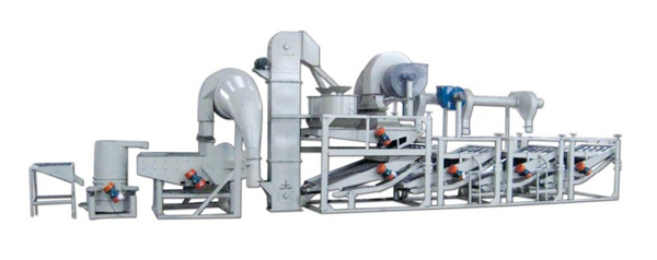 Sunflower Seed Shelling Line