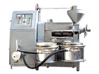almond oil press