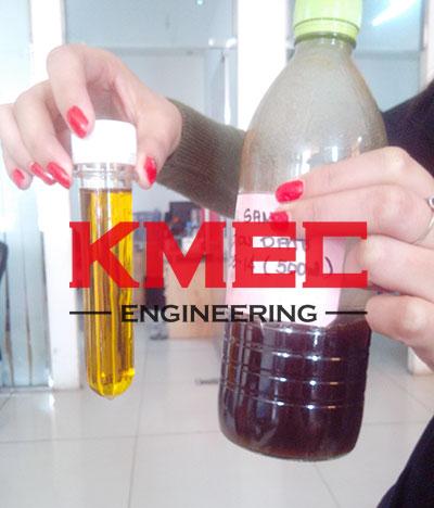 crude fish oil VS refined fish oil