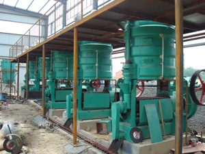 corn germ oil pressing machine line