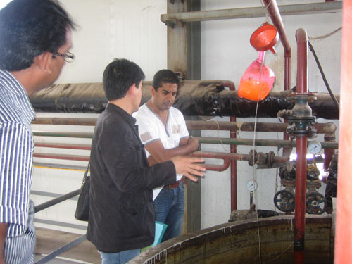 Small To Medium Sized Soya Bean Oil Refining Project