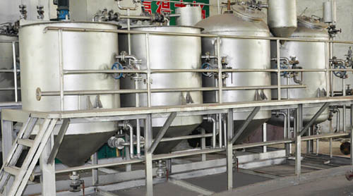 Planning To Start Your Own Small Scale Soyabean Oil Mill