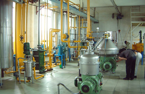 Soybean Oil Refining Amp Detailed Soybean Oil Refining Process