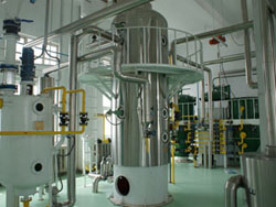 Vegetable Oil Refinery