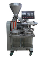 walnut oil press equipment