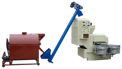 Professional Palm Oil Pressing and Refinery