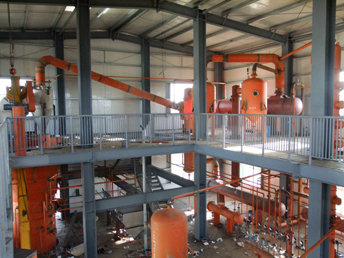 Corn Oil Processing Line