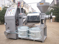 Automatic Vegetable Oil Press