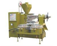 Automatic Vegetable Oil Press Machine