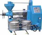 Vegetable Oil Processing Machines