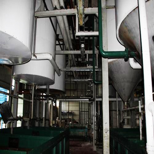 solvent etraction line of palm oil mill