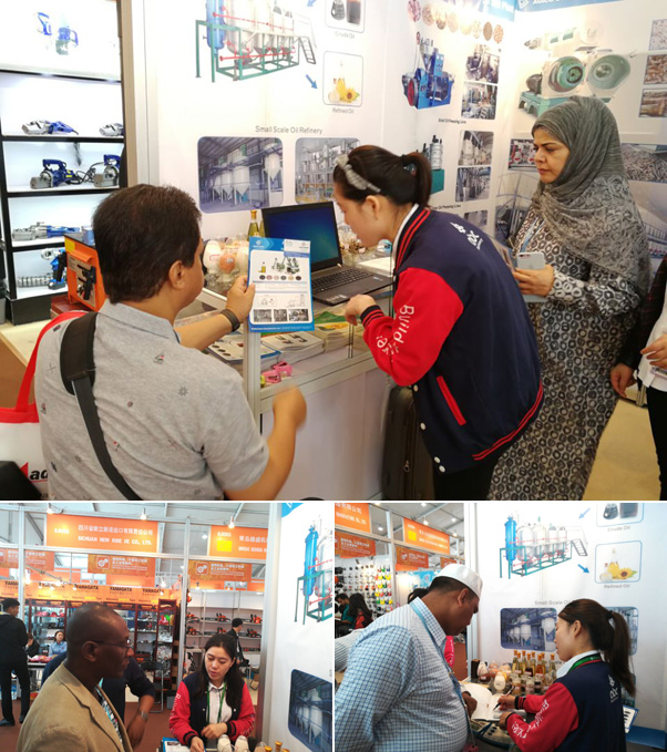 KMEC attended 123rd Canton Fair